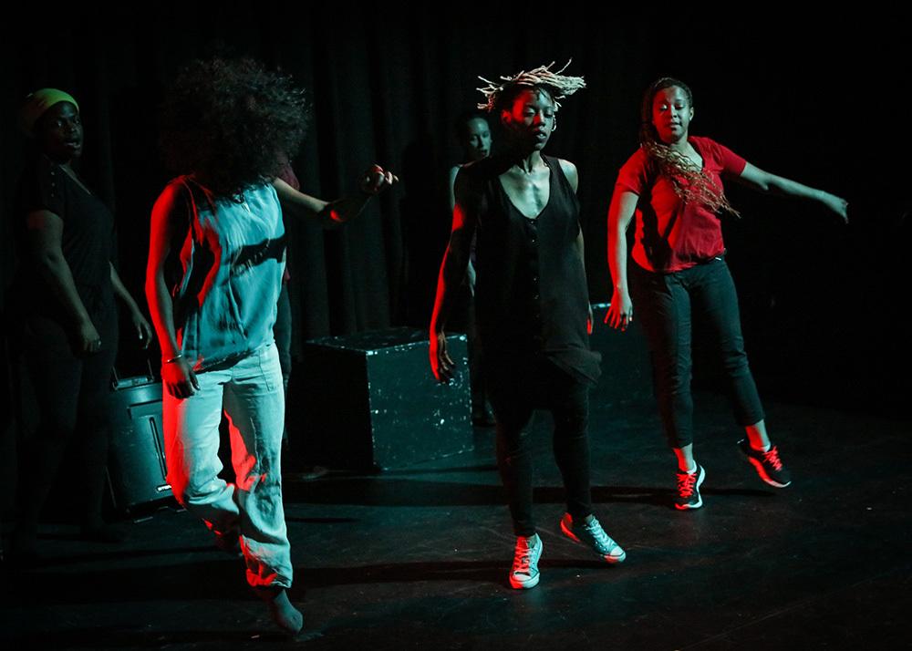 Afro Punk Ballet