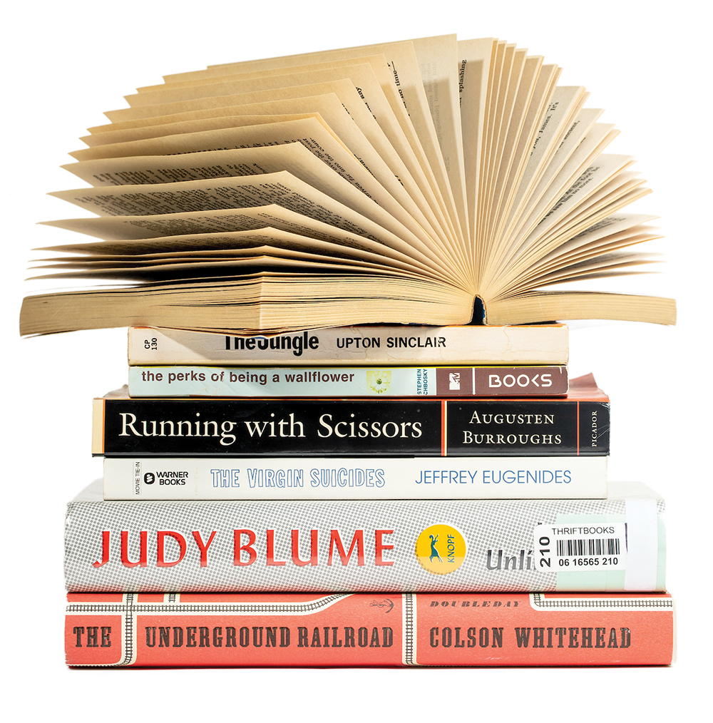 Book Stack 4429 2