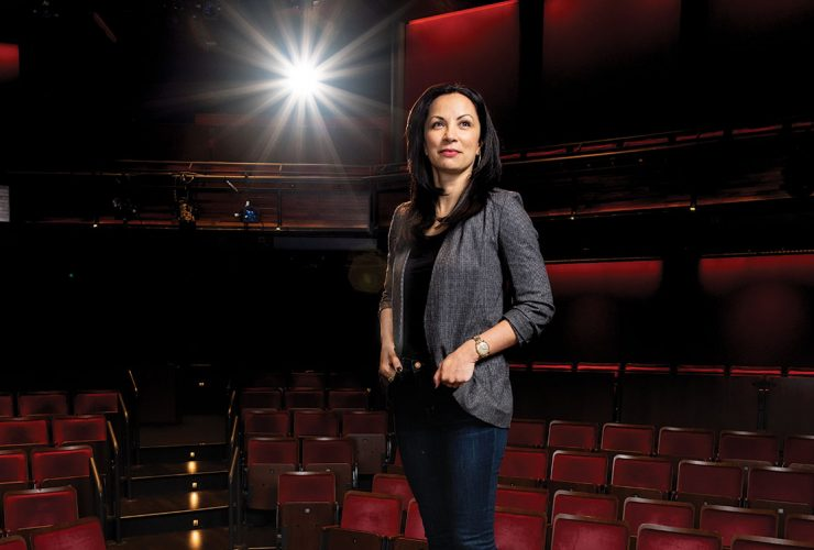 Center Stage Stephanie Ybarra