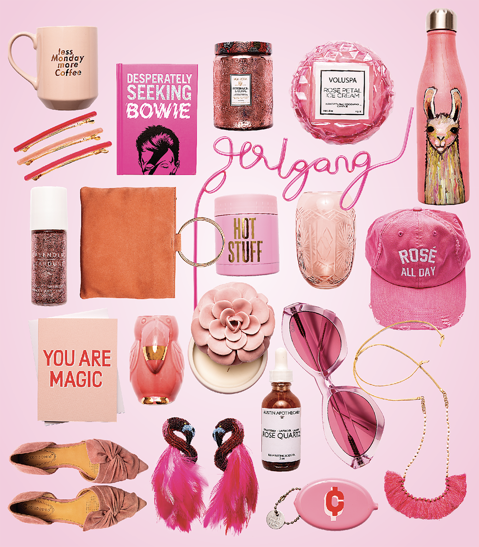 charmed life pink slip