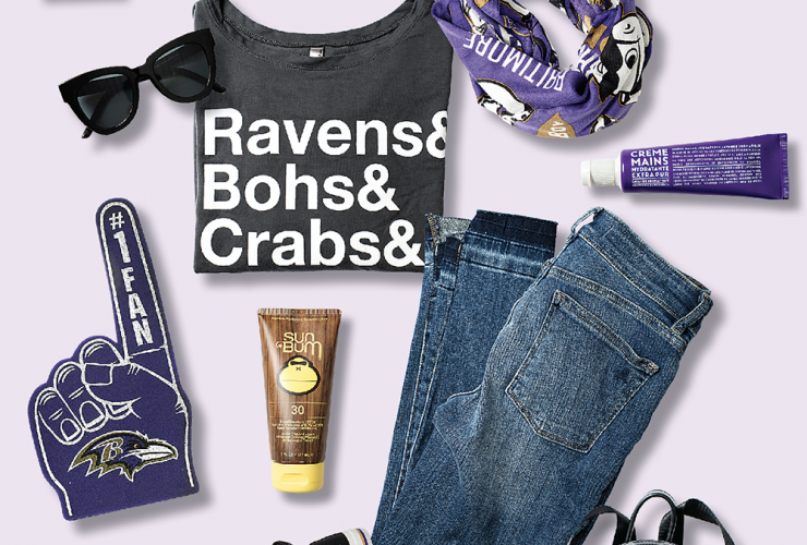 CL Ravens Outfit