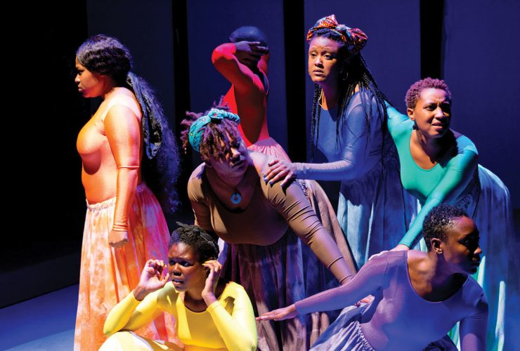 For Colored Girls By Marvin Roxas