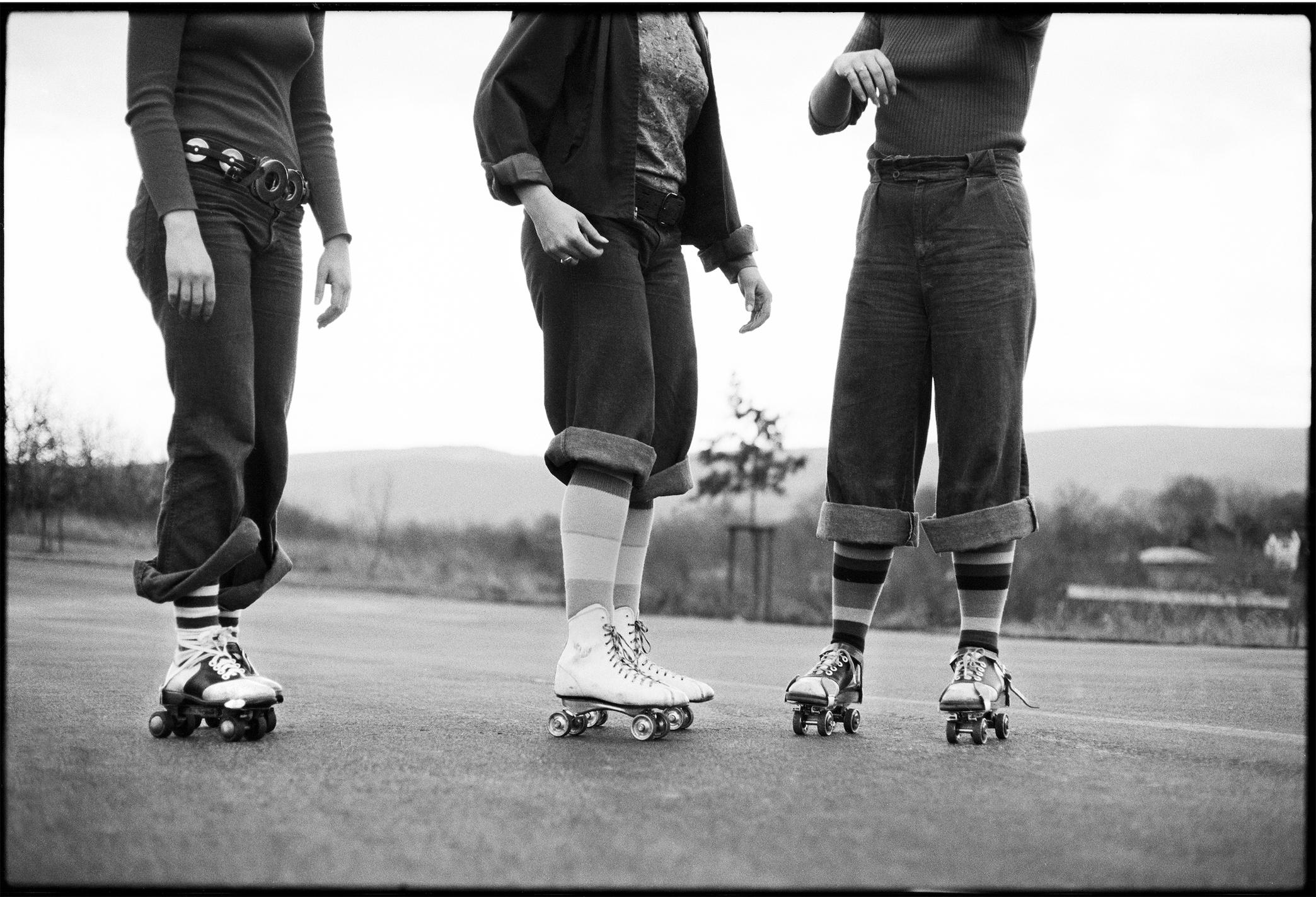 Jim Burger Creative Alliance Skaters