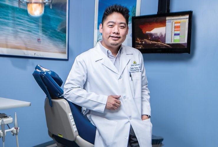 Jun18 Feature Dentist Huang