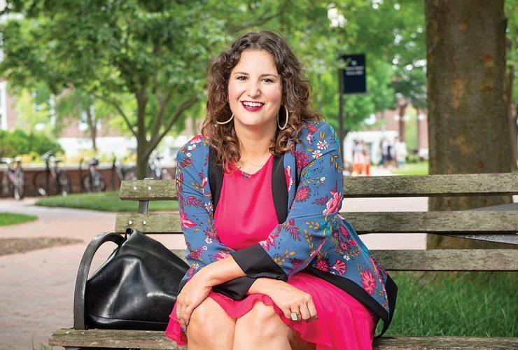 Kirsten Brinlee Collegetown Network