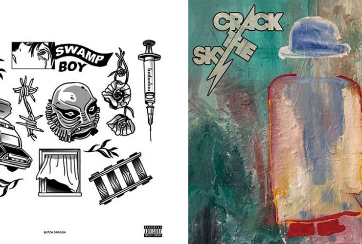 Music Reviews Butch Dawson Crack The Sky