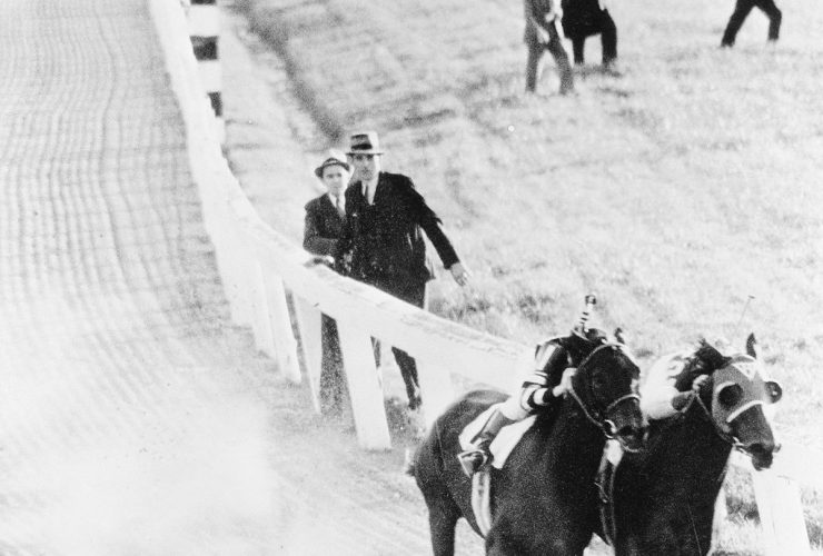 Seabiscuit Getty Images 515208056