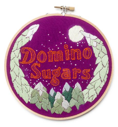 August 2016 Domino Sugar Needle Work2