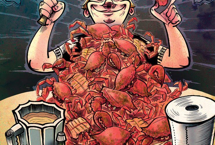 BaltMag crabfeast FIN seasoning