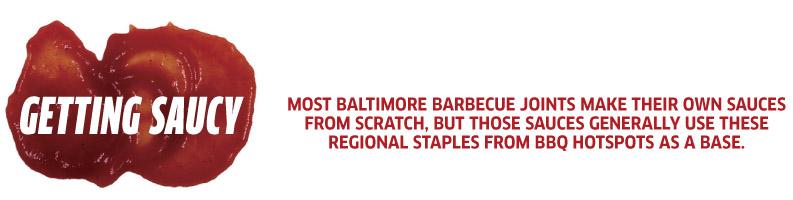 BBQ Sauces by Region