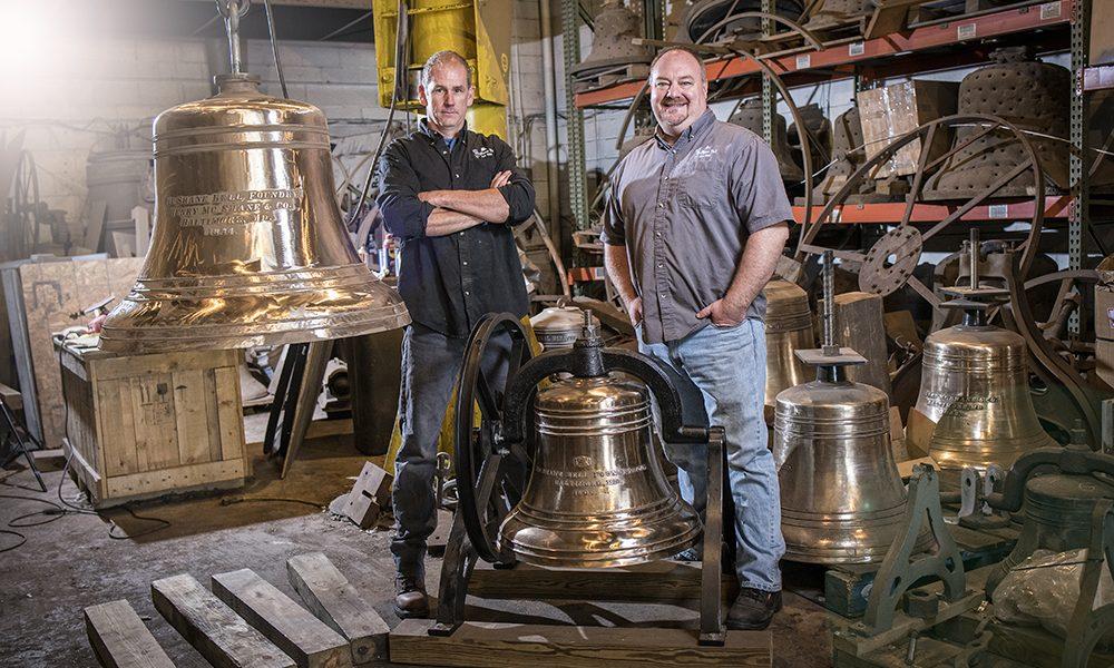 Bell Foundry Hero