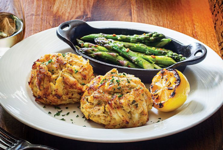 Best Crab Cakes In Baltimore Jimmys Seafood Hero
