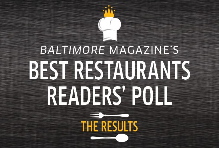 Best Restaurants Poll Results Header