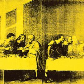 BMA-Warhol Last-Supper yellow