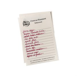 Chateau Marmont Notepad
