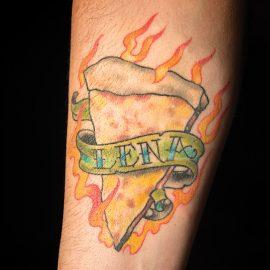 Chef Tats Pizza