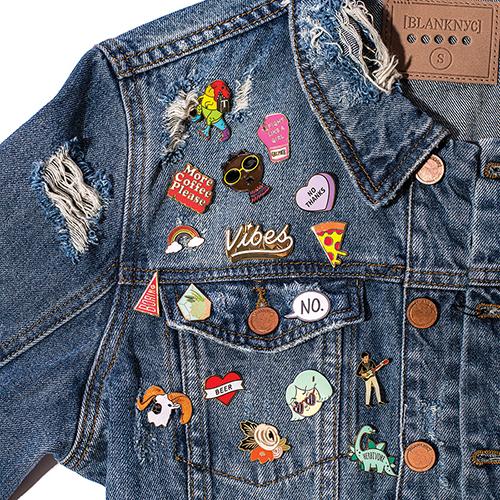 Cl Jacket Pins