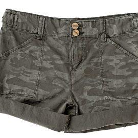 Cl Shorts Camo