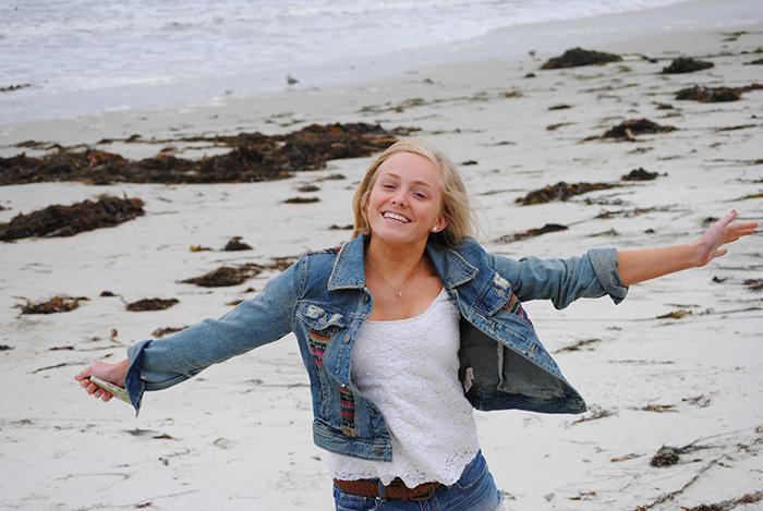 Claire Marie Wagonhurst Beach
