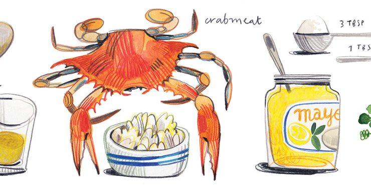 crabcakes