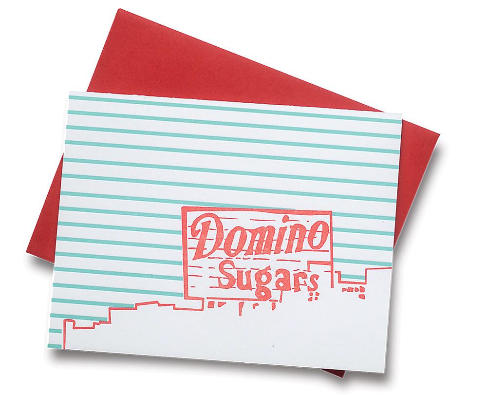 Domino Stationary