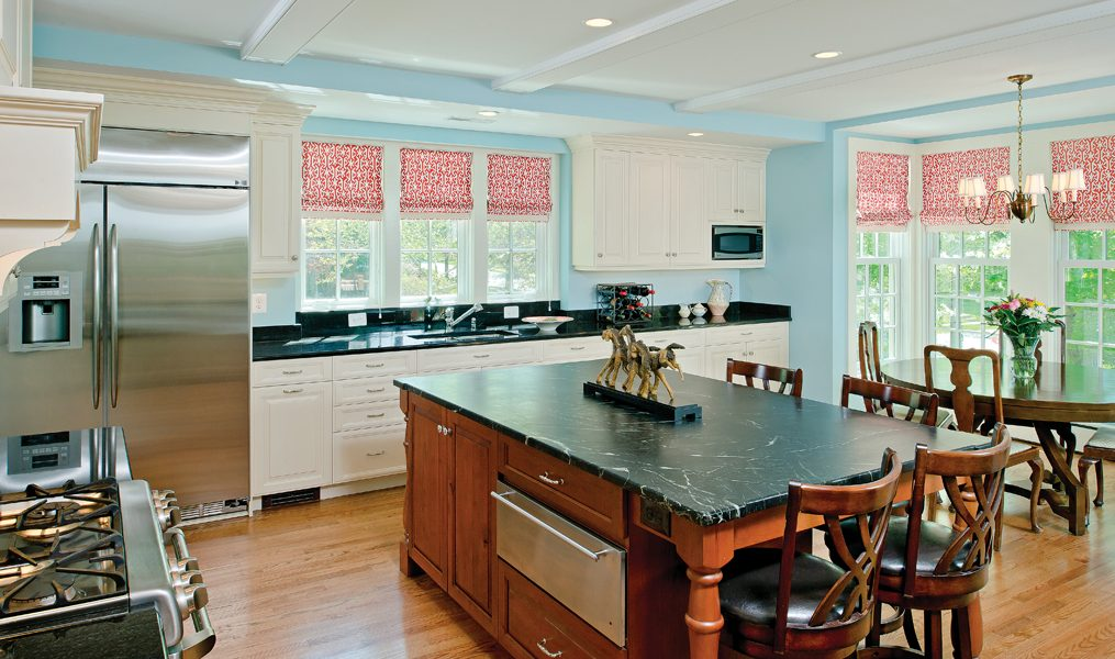 A Modern Kitchen In An Old Home Baltimore Magazine