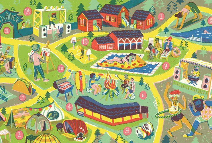 Fields Fest Map Final