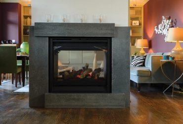 Fireplace Header