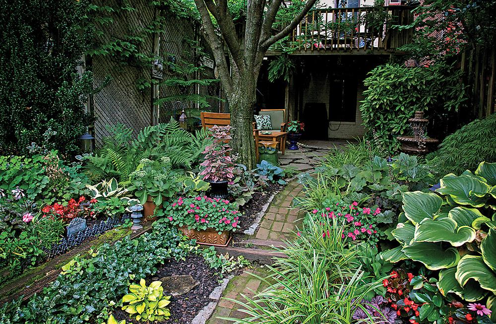Gardens  Hanging