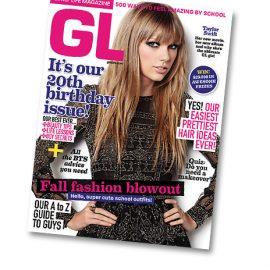 Girls Life Magazine Cover