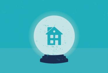 house crystal ball
