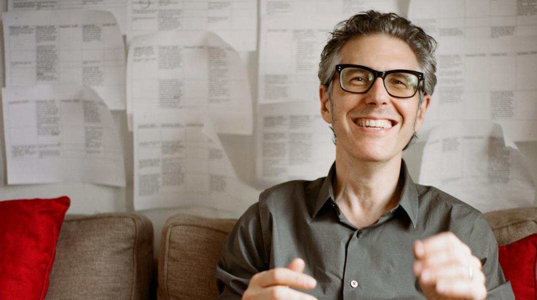 Ira Glass cameo