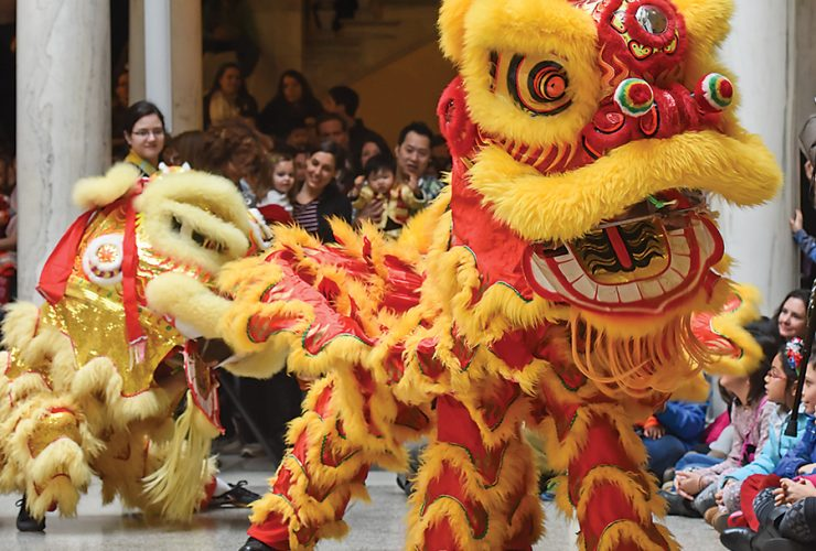 Launch Chinese New Year