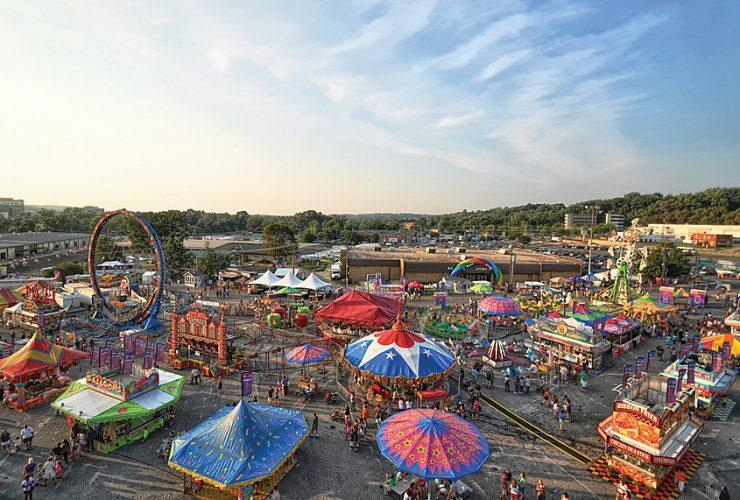 Launch-State Fair