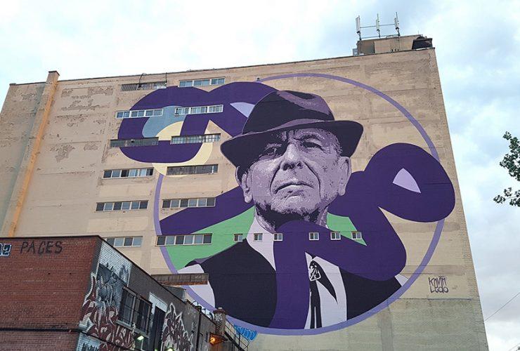 Leonard Cohen Hero