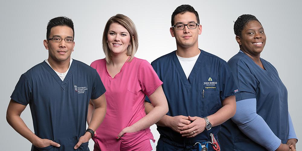 Top Nurses 2017 Baltimore Magazine