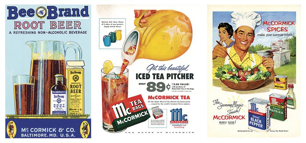 McCormick Ads