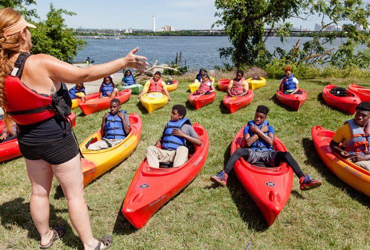 Molly Gallant Kayak