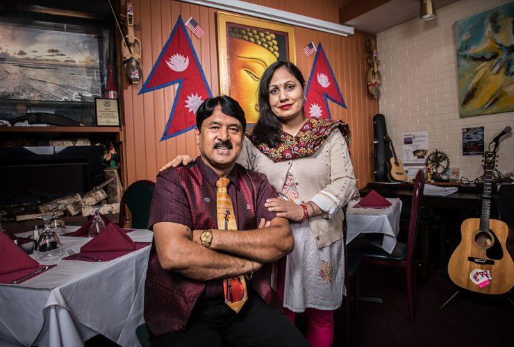 Nepal House Hero