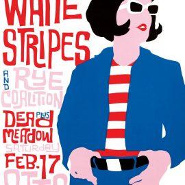 Nolen Strals Ottobar White Stripes