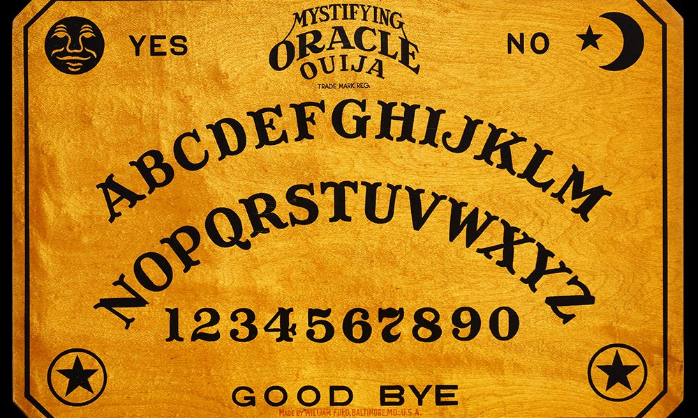 The Dark History Behind Ouija Boards