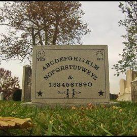 Ouija-tombstone