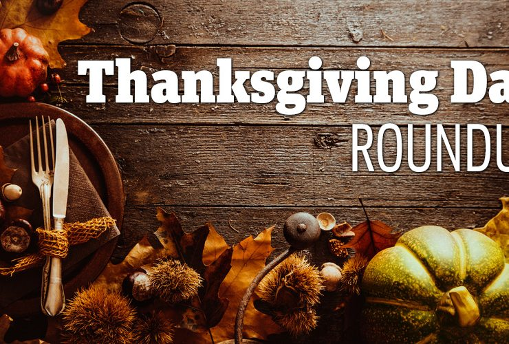 Our guide to Thanksgiving Day events, recipes, and more this holiday season.