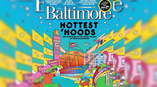 Peter Max Promo Cover
