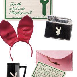 Playboy bunny artifacts
