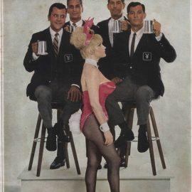 Playboy magazine Dec. 1964