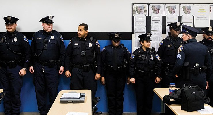Police Roll Call 25