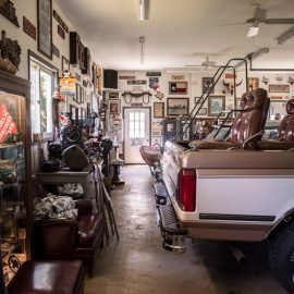 Puschert's garage