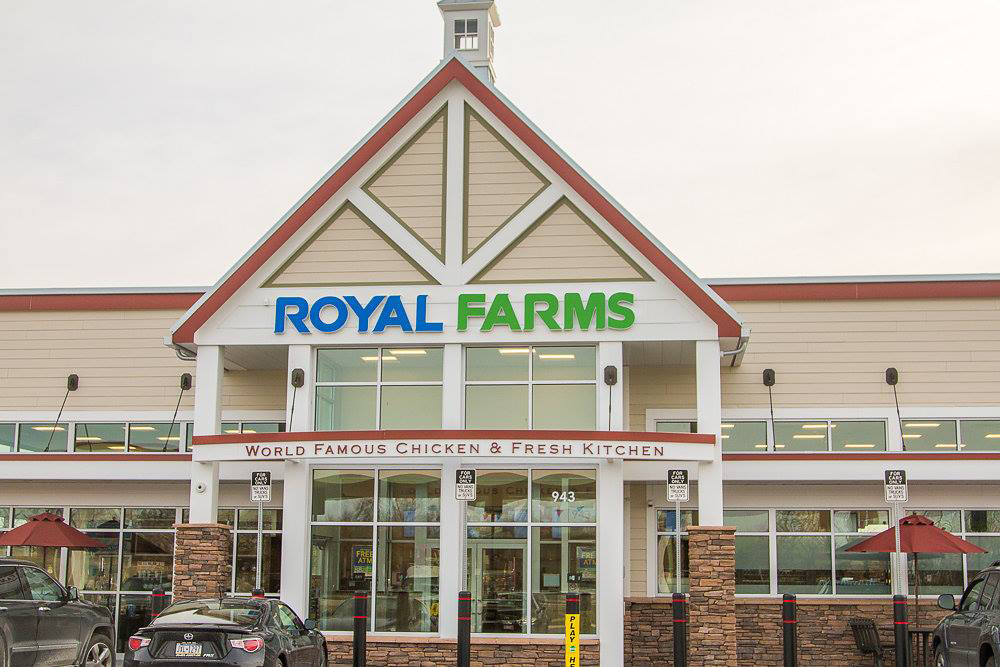 Royal Farms Stores In Baltimore Ranked