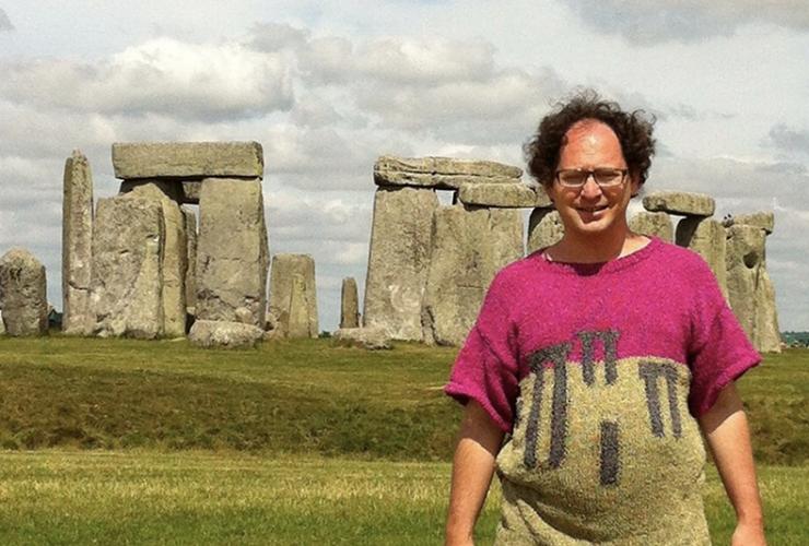Sam Barsky Sweater Travel